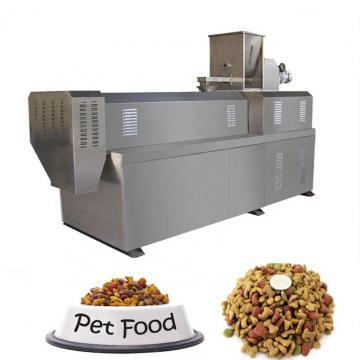 Fried Food Automatic Packing Machine Puffed Food Automatic Packing Machine Fish Dog Pet Feed Packaging Equipment