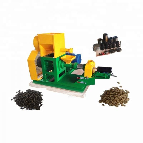 Fully Automatic Dog Treats Making Machine Maker Pet Chewing Snack Food Plant