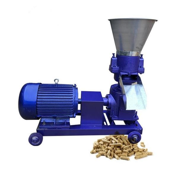 Animal and Poultry Automatic Small Feed Pellet Machine Price