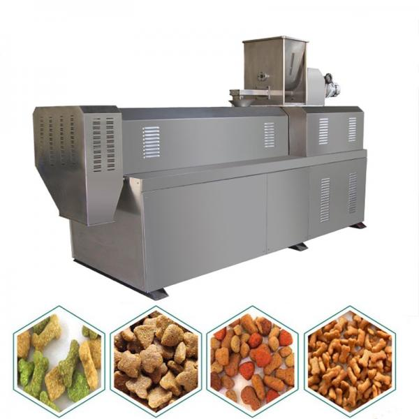 Dry Dog Food Processing Machine Pet Food Extruder Cat Food Production Line