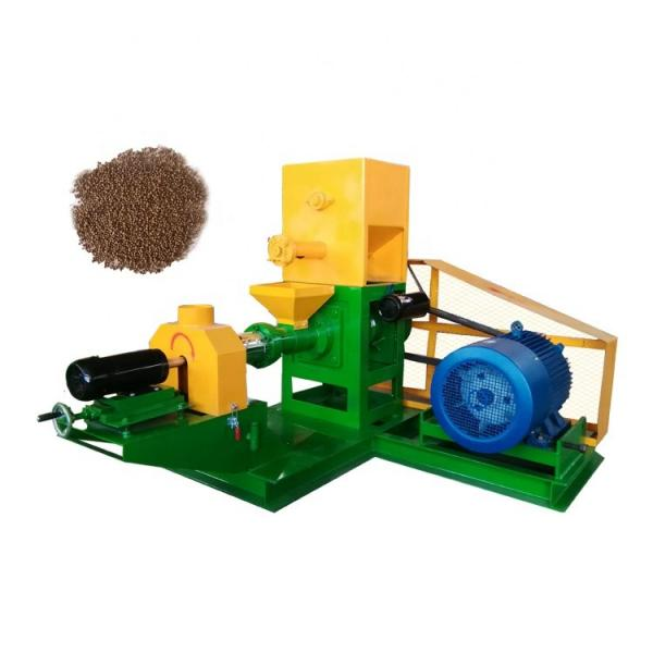 China Fully Automatic Fish Feed Pellet Machine Price