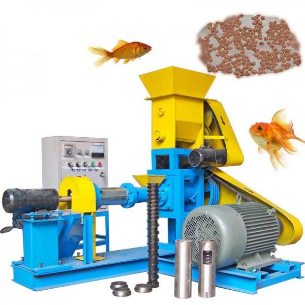 Animal Feed Pellet Machine and Floating Fish Feed Pellet Machine Price