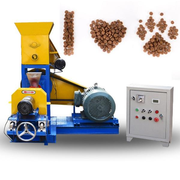 Factory Selling Full Production Line Dog Food Making Machine