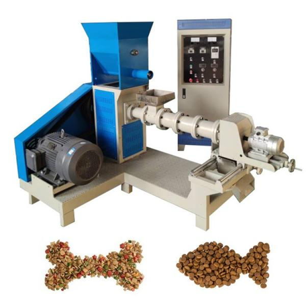 100kg/H-6ton/H Professional Manufacturing Automatic Dry Dog Food Extrusion Equipment