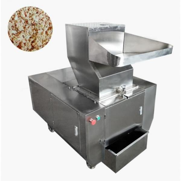 High Quality Bone Crusher Machine with Stainless Steel Material